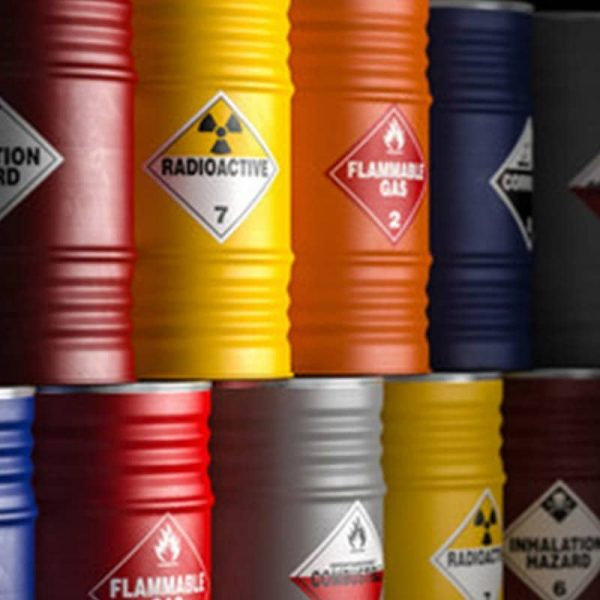 Chemical Hazard Signs